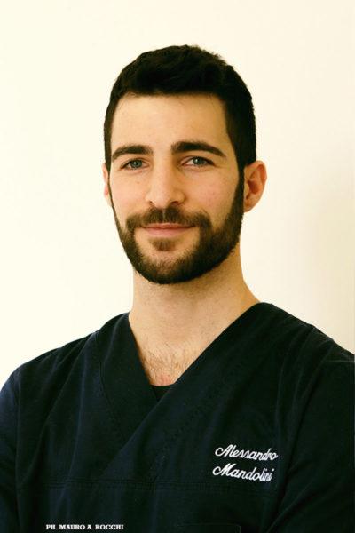 Dott. Alessandro MANDOLINI. 1-Ph.Mauro A. ROCCHI